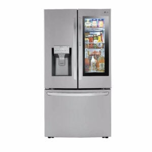 The Best French Door Refrigerator Option: LG Electronics 29.7 cu. ft. French Door Refrigerator