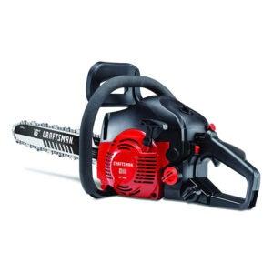最佳气体链锯选项:工匠S165 42cc全曲柄2循环气体链锯