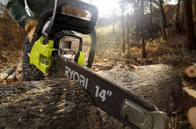 The Best Gas Chainsaw Options
