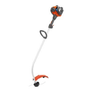 The Best Gas String Trimmer Option: Husqvarna 129C Cutting Path Gas String Trimmer