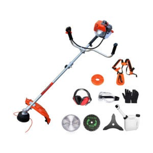 The Best Gas String Trimmer Option: PROYAMA 42.7cc 2 in 1 2-Cycle Gas Dual Line Trimmer
