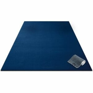 The Best Gym Flooring Option: Gorilla Mats Premium Extra Large Exercise Mat