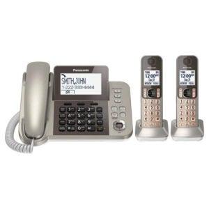 最好的固定电话选项:松下线无绳电话系统
