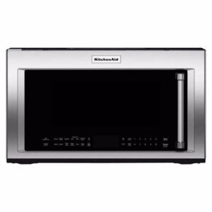 The Best Microwave Convection Oven Option: KitchenAid 1.9 cu. ft. Over the Range Microwave