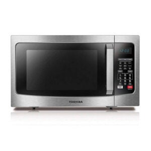 The Best Microwave Convection Oven Option: Toshiba EC042A5C-SS Countertop Microwave Oven