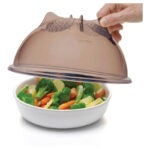 The Best Microwave Cover Option: Progressive International High Dome Microwave Cover