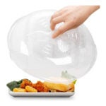 The Best Microwave Cover Option: ROSERAIN Microwave Splatter Cover