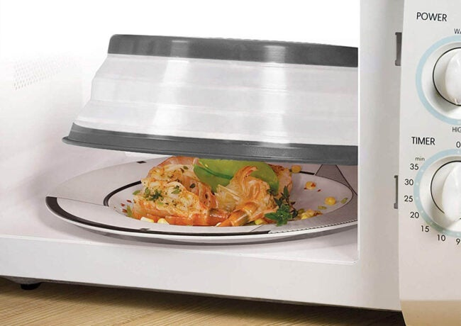 The Best Microwave Cover Options