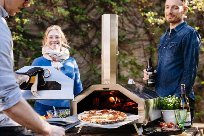 The Best Outdoor Pizza Oven Options
