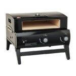 The Best Outdoor Pizza Oven Option: BakerStone O-AJLXX-O-000 Portable Gas Pizza Oven