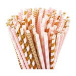 The Best Paper Straws Option: ALINK Biodegradable Paper Straws