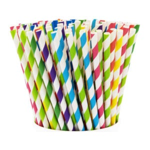The Best Paper Straws Option: Comfy Package Paper Drinking Straws