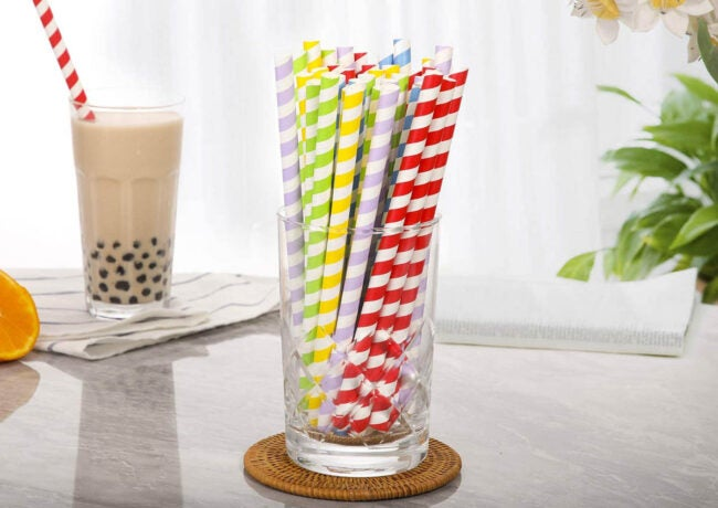 The Best Paper Straws Options