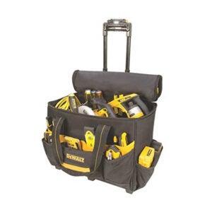 The Best Rolling Tool Bag Option: DEWALT DGL571 Lighted Roller Tool Bag
