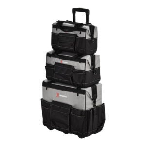 The Best Rolling Tool Bag Option: DURHAND 3pcs Rolling Mobile Tool Bag