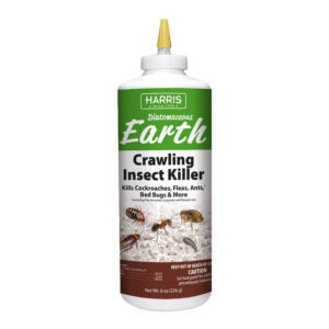 The Best Scorpion Killer Option: HARRIS Diatomaceous Earth Crawling Insect Killer