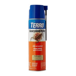 The Best Scorpion Killer Option: TERRO Scorpion Killer Aerosol Spray