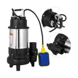 The Best Sewage Pump Option: Happybuy Sewage Pump 1.5 HP Submersible Pump