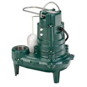 The Best Sewage Pump Option: Zoeller 267-0001 M267 Waste-Mate Sewage Pump