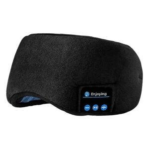 The Best Sleeping Mask Option: Joseche Sleep Headphones Bluetooth Eye Mask