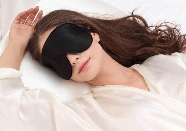 The Best Sleeping Mask Options