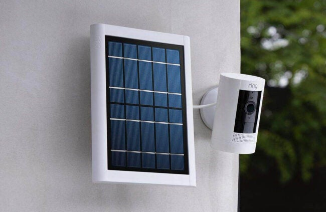 The Best Solar-Powered Security Camera Options
