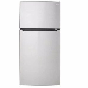 The Best Top Freezer Refrigerator Option: LG Electronics 23.8 cu. ft. Top Freezer Refrigerator