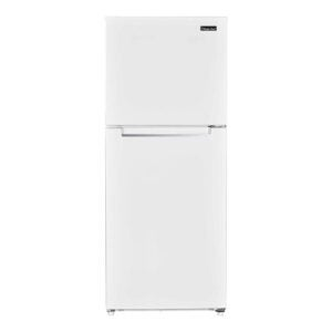 The Best Top Freezer Refrigerator Option: Magic Chef 10.1 cu. ft. Top Freezer Refrigerator