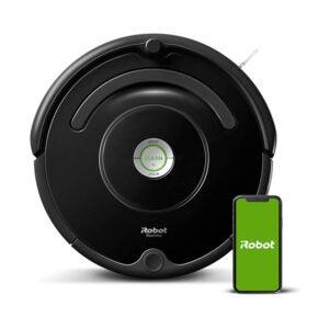 最好的无触觉真空选项:irobot roomba 675机器人真空