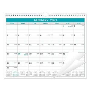 The Best Wall Calendar Option: Lemome 2021-2022 Wall Calendar with Julian Date