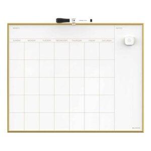 The Best Wall Calendar Option: U Brands Magnetic Monthly Calendar Dry Erase Board