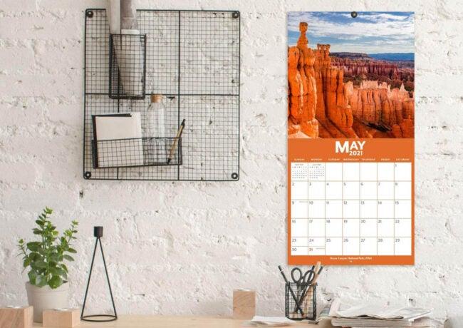 The Best Wall Calendar Options