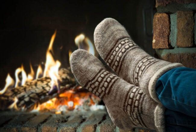 最好的冬季袜子选择