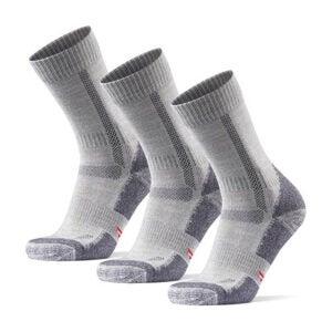 最好的冬季袜子选项:丹麦耐力梅里诺羊毛缓冲徒步旅行袜