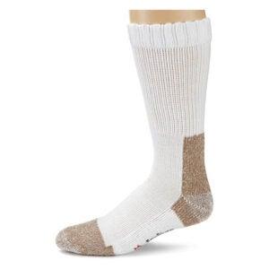 冬季最佳袜子选择:Fox River钢脚趾的中小腿靴工作袜
