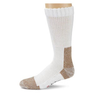 The Best Winter Socks Option: Fox River Steel-Toe Mid-Calf Boot Work Socks