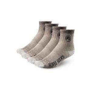 最佳冬季袜子选择:PEOPLE Socks男人的女人的美利奴羊毛短袜