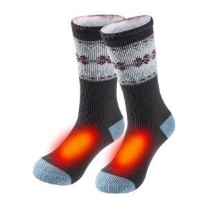 冬季最佳袜子选择:Sunew保暖袜子,女人和男人