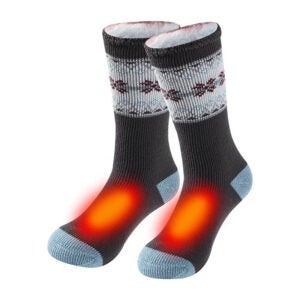 The Best Winter Socks Option: Sunew Warm Thermal Socks, Women Men