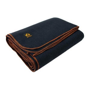 The Best Wool Blankets Option: Arcturus Military Wool Blanket - 4.5 lbs