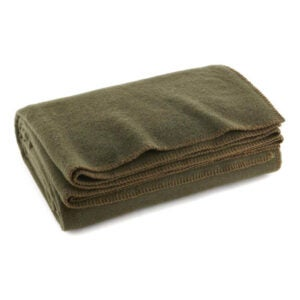 The Best Wool Blankets Option: Ever Ready First Aid Warm Wool Fire Retardant Blanket