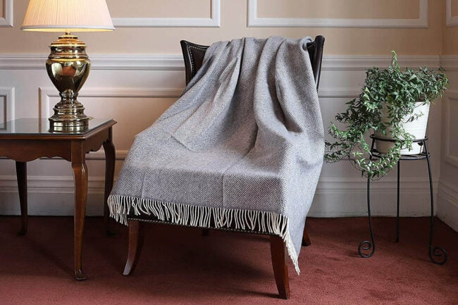 The Best Wool Blankets Options