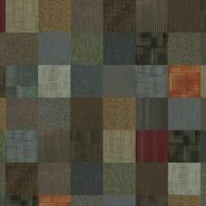 "The Best Carpet Tile Option: 4urFloor Assorted Carpet Tile 24"" x 24"""