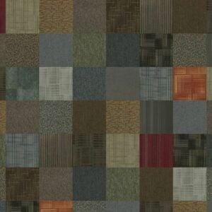 最佳地毯瓷砖选择:4urFloor组合地毯瓷砖24