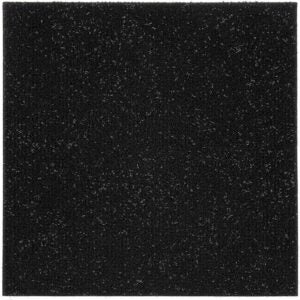 最好的地毯瓷砖选项:Achim家居家具NXCRPTJT12 Nexus Jet瓷砖