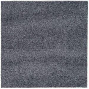 最好的地毯瓷砖选项:宁静家庭剥离并粘在x 12英寸瓷砖