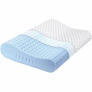 The Best Contour Pillow Option: Milemont Memory Foam Pillow, Cervical Pillow