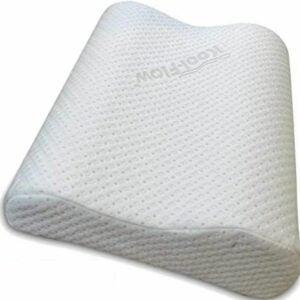 The Best Contour Pillow Option: Perform Pillow Memory Foam Cervical Neck Pillow