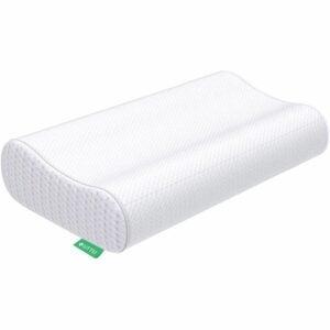 The Best Contour Pillow Option: UTTU Sandwich Pillow King Size, Memory Foam Pillow
