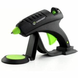 The Best Cordless Glue Gun Option: Surebonder CL-800F 60-Watt Cordless Glue Gun